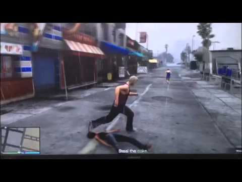 How To Increase Strength In GTA 5 Online