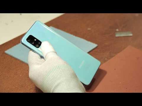 Замена стекла (СЕНСОРА) Samsung Galaxy A51 A515 | Сохранеям родной экран