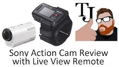 Best Sony Action Cam? HDR-AZ1 w/Live View Remote