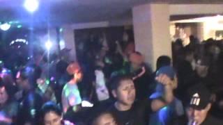 z1 en vivo discoteca megatron por segunda vez 7/02/2015