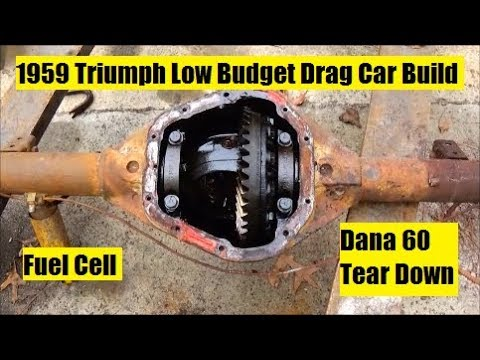 how to build a drag car on a budget