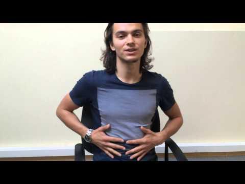 Как отвлечься от боли в животе
