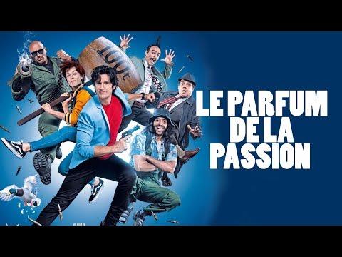NICKY LARSON ET LE PARFUM DE LA PASSION