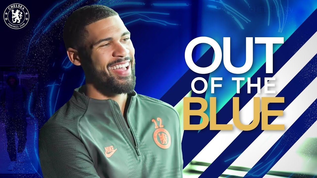 Download Ruben Loftus-Cheek Reveals Chelsea's Biggest Poser | Out Of The Blue: Ep 3
