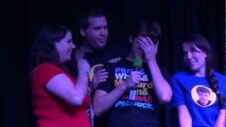 SC12 Opening Ceremonies: Crazy Random Happenstance
