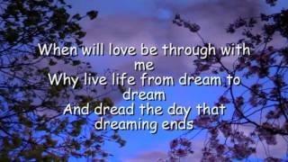 ONE DAY I'LL FLY AWAY  Randy Crawford lyrics