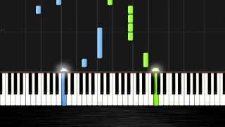 Maroon 5 Animals Piano Cover Tutorial by PlutaX - Synthesia.mp3