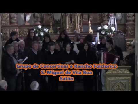 5º Encontro de cantadores de Janeiras - S. Miguel Vila Boa--Sátão