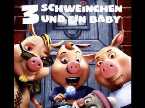 3 Schweinchen & ein Baby