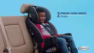 TrioGrow™ SnugLock® LX 3-in-1 Car Seat