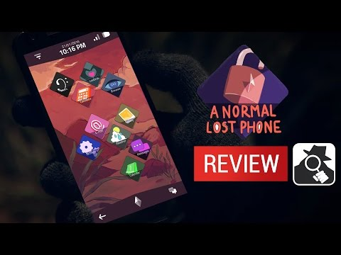 A NORMAL LOST PHONE | AppSpy Review