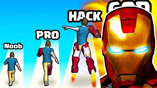 BUILDING the STRONGEST CYBORG IRONMAN in Full Metal 3D