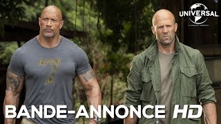FAST & FURIOUS : Hobbs & Shaw - Bande Annonce #3 VF