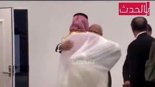 الرئيس الهندي يستقبل محمد بن سلمان بشكل مختلف
