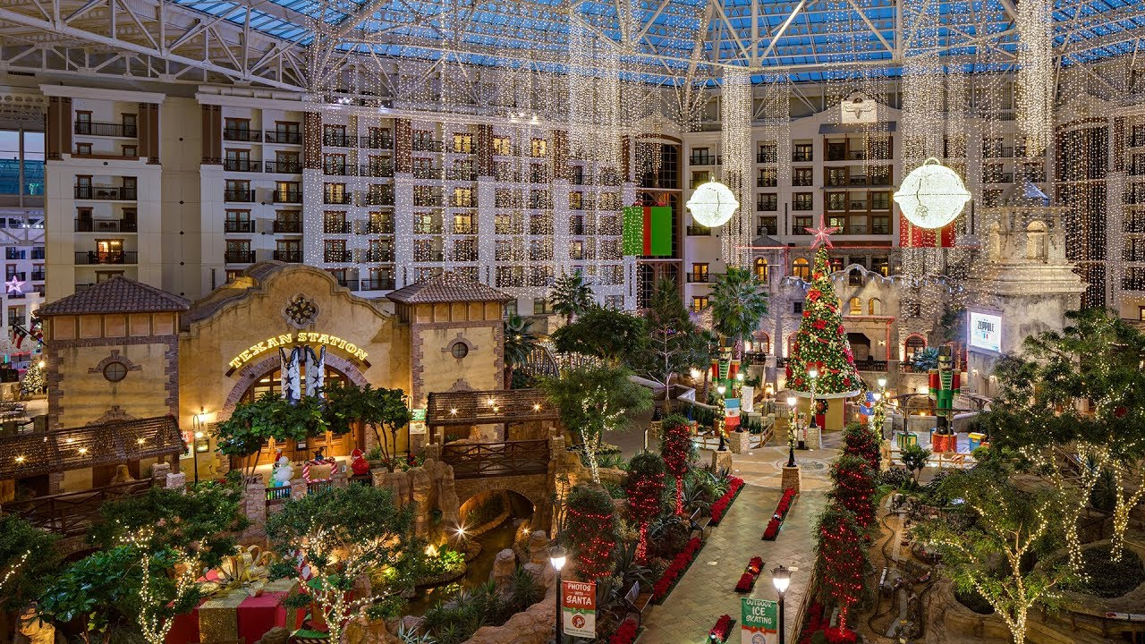 Gaylord National Harbor Christmas 2020 AAA Member Offers