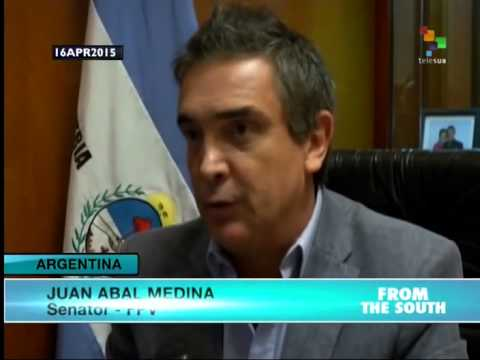 Argentina Nationalizes Rail System