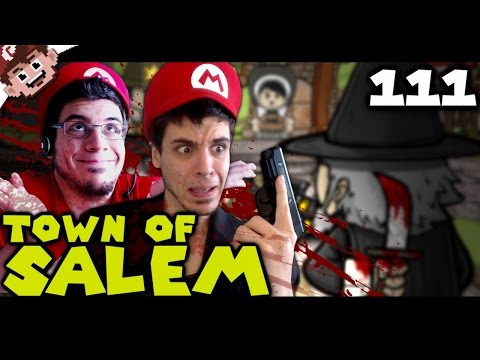 No SURVIVORS (The Derp Crew: Town of Salem - Part 111)