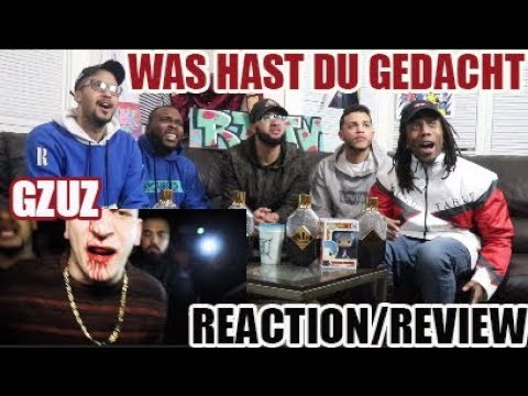 """Download FIRST GZUZ """"WAS HAST DU GEDACHT"""" REACTION/REVIEW (WSHH OFFICIAL MUSIC VIDEO)"""
