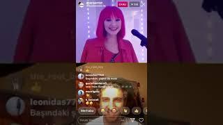 Dharia Radyo Fenomen Instagram Canlı Yayını
