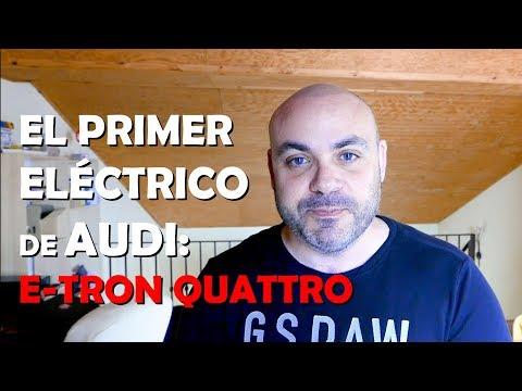 Todo sobre el E-TRON QUATTRO: El primer eléctrico de AUDI