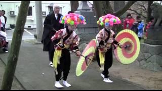 掛尾町獅子舞保存会2-富山県富山市掛尾