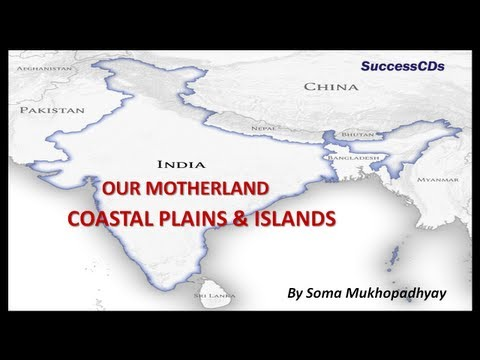 Coastal Plains and Islands (CBSE NCERT Social Science)