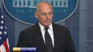 President Trump's Chief of Staff Defends the Sacred- ENN 2017-10-20