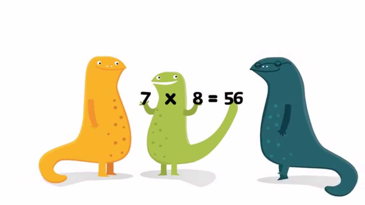 Komodo Building Key Mathematics Skills - YouTube