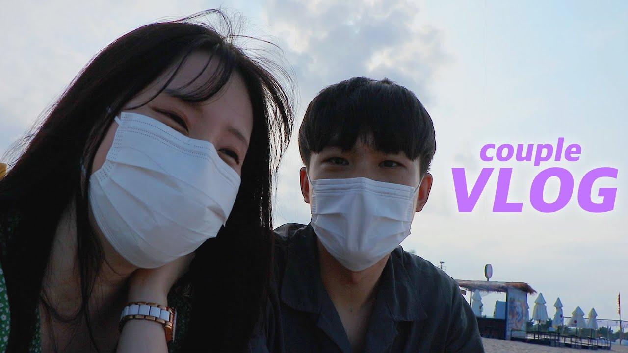[vlog] 양양 속초에서의 24시간 밀착 데이트 커플 브이로그💜