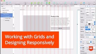 How to work with grids and design responsively