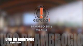 Ugo De Ambrogio - IV Convegno di AT - #IntroduzioneConvegno