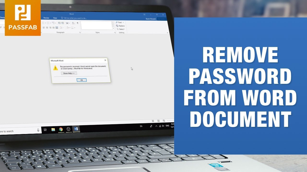 How to Remove Password from Microsoft Word Document Protection? Easy & Fast!