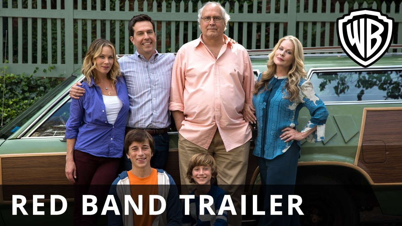 Vacation – Official Red Band Trailer – Warner Bros. UK