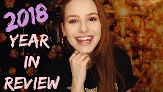 2018 Year in Review  | Madelaine Petsch