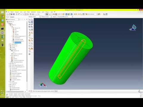 Abaqus Mesh Pin And Mesh Convergence