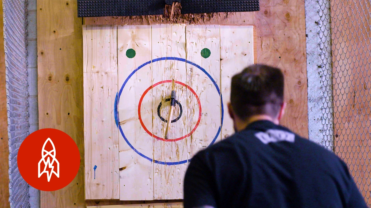 About Axe Throwing at BATL | BATL, The Backyard Axe Throwing