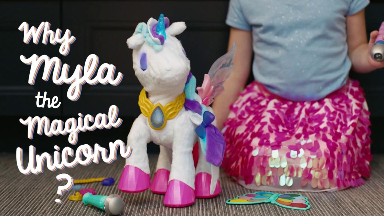 years VTech Myla the Magical Unicorn 4