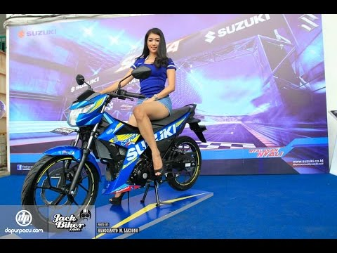 Suzuki All New Satria 150 FI 2016 Indonesia