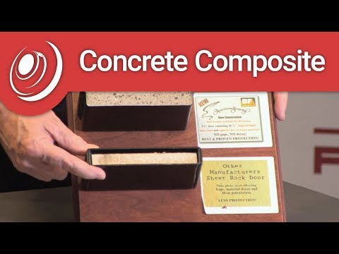 What You Should Know About Concrete Composite Material