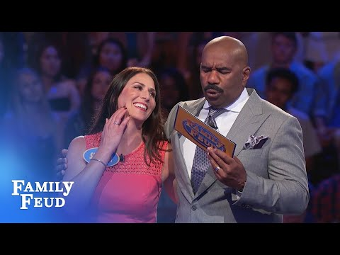 INCREDIBLE Fast Money! | Family Feud
