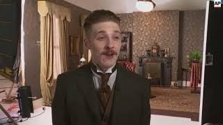 Houdini and Doyle press