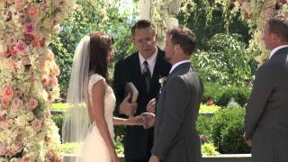Nemacolin Woodlands Resort Wedding Video Farmington PA | Kirstie and Troy