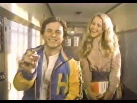 Hershey's Kisses with Jason Alexander Commercial, 1981