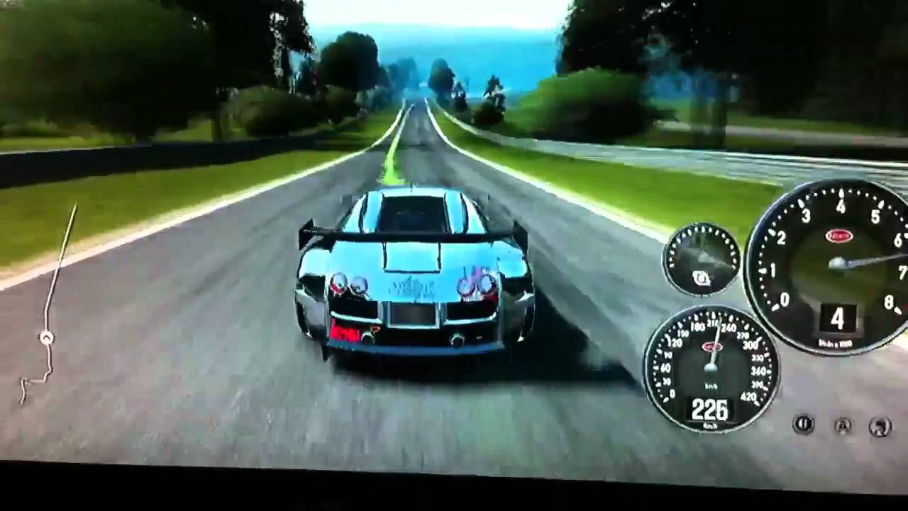 nfs shift2 bugatti veyron 16 4 top speed 435 km h 270 mph full u youtube. Black Bedroom Furniture Sets. Home Design Ideas