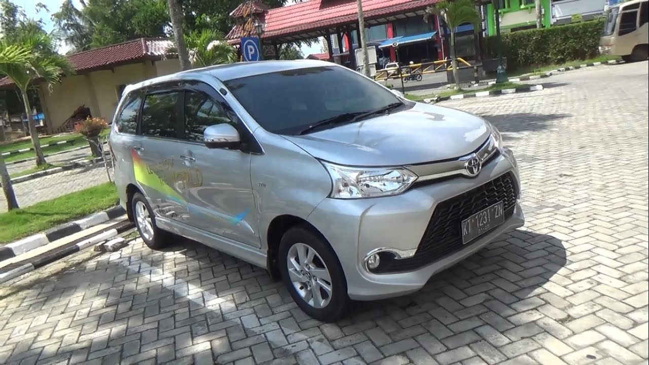 grand new avanza veloz matic interior review toyota 1 3 tahun 2015 youtube