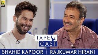 Shahid Kapoor & Rajkumar Hirani | Tape Cast | #FlyBeyond