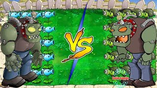 Plants vs. Zombies Hack  : Plant ICE vs Fire   vs Dr. Zomboss thumbnail