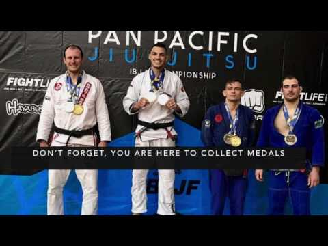 Pan Pacific 2016 Highlight