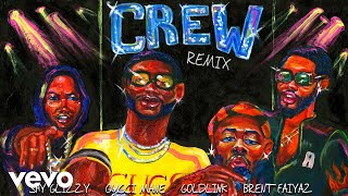 (0.05 MB) GoldLink - Crew REMIX (Audio) ft. Gucci Mane, Brent Faiyaz, Shy Glizzy Mp3