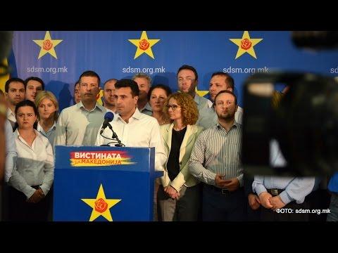 Заев: Груевски тајно се пазарел за името, преговарал Ми...